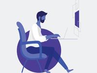 Socialmedia Illustration