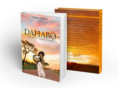"Design for a novel ""Dahabo"""