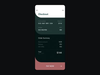 Checkout | Daily UI