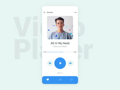 Video Player | Daily UI