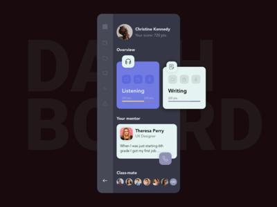 Dashboard   Daily UI