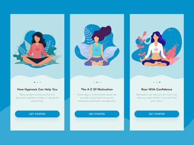 Meditation Walkthroughs