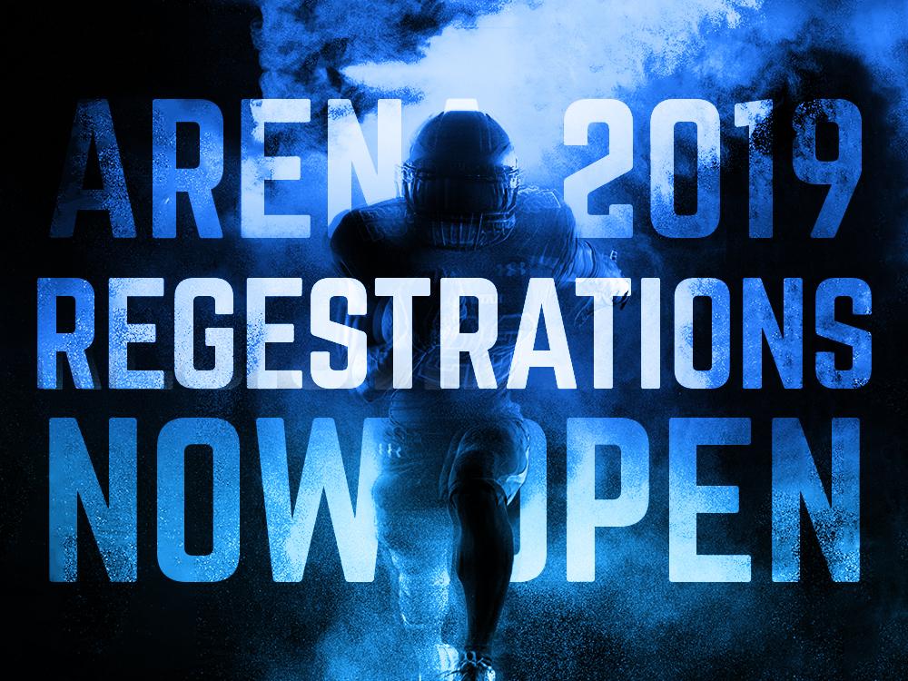 Reg Open rugby football digitalart dark blue festival design flyer sports