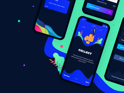 Pocket up movie web mobile responsive service dribbble cuberto landing sketch interface illustration icons graphics website ios design app ux ui