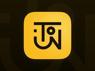 An app icon & logo for a taxi service taxi mobile icon app design app icon branding logo