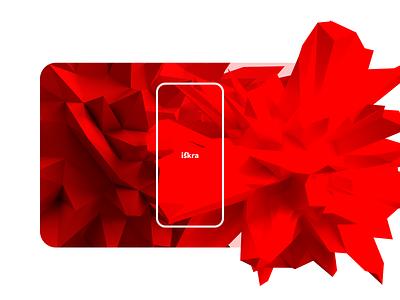 iskra app teaser mobile app design logo product design concept app ui mobile