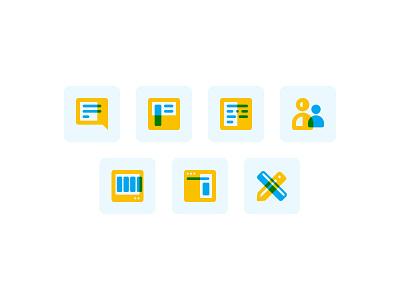 Icons :: Design Skills design icons icon set icons iconography icon design