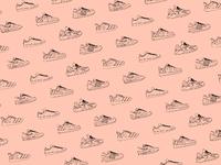 sneaker pattern
