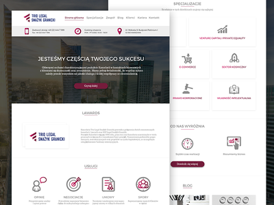 The lawyer website interaction intarface ux ui iphone mobile design ios screen mockup website web