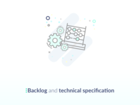 Backlog and Technical Specification Icon
