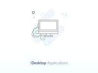 Desktop Applications Icon