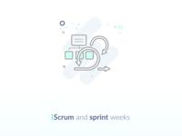 Scrum Icon