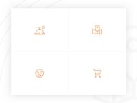 A small icons set