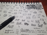 Personal Logo Sketches