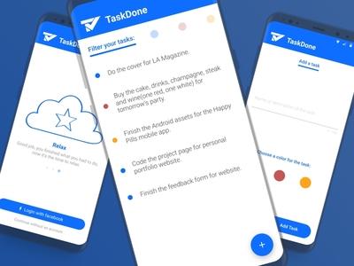 TaskDone Redesign