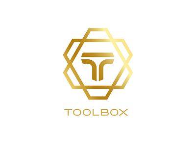 The Toolbox vector design logo