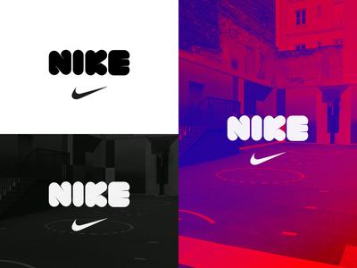Nike Logo Exploration logo vector graphicdesign