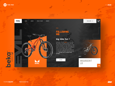 Beka design graphicdesign layout ui
