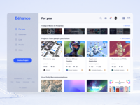 behance - For you