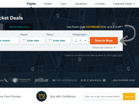 OneTravel Redesign
