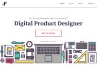 2016 - Portfolio Redesign
