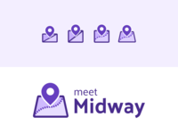 MeetMidway Logo Iteration