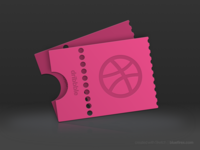 [Giveaway] 2 dribbble Invites