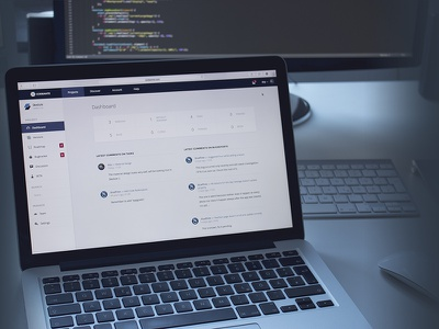 Codeante finally launched! codeante launch landing dashboard project management