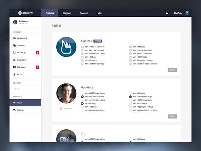 Codeante - Teams codeante team project management