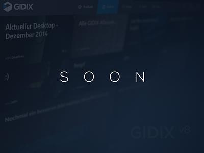 GIDIX v8 - Teaser gidix teaser v8