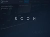 GIDIX v8 - Teaser