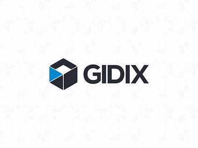 GIDIX Logo for v8 gidix logo v8 nexa polygon
