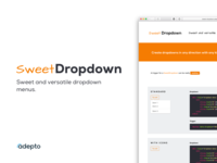 SweetDropdown - jQuery Library