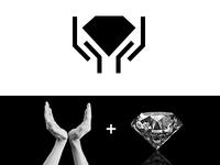 Logomark for a Jewellery - Concept 1