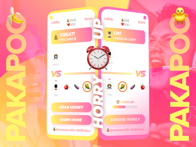 Pakapoo game design game art game