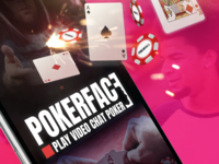 Pokerface - Video Chat Poker