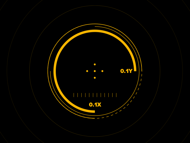 Target UI circle ui target
