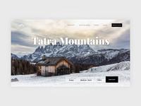 Survival trips - Tatra Mountains