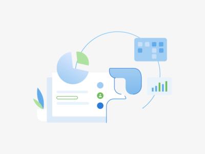 Project Management Illustration