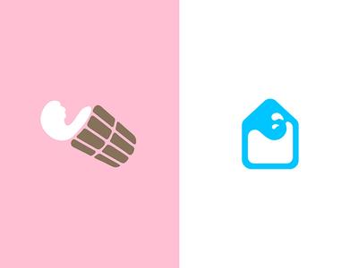 Milky Logos