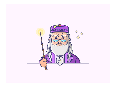 Harry Potter - Albus Dumbledore