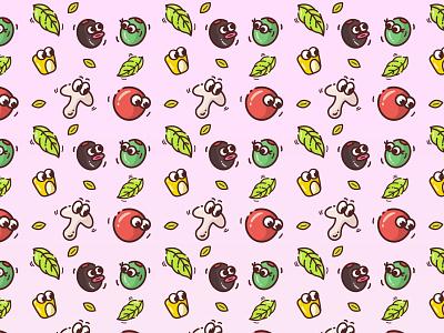 Pizza Toppings design pattern logotype pizza food lettering minimal brand identity identity doodleaday flatdesign logo icon flaticons flat brand doodleart doodles doodle branding