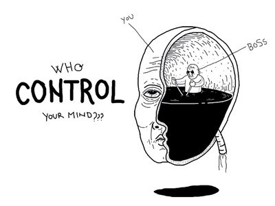 Who Control You Mind