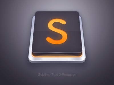 Sublime Text 2 Redesign