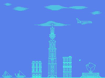 """Porto """"Pixel"""" City"""