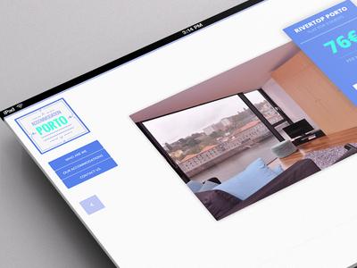 Accommodations Page - Accommodation Porto