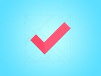 Check Guides - Rebound of check guidelines guides icon ui skeleton