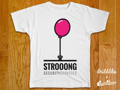 Strooong Tee