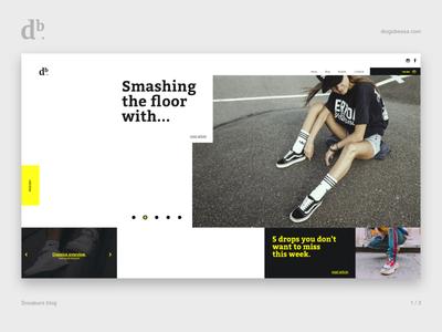 Sneakers Blog - First Look