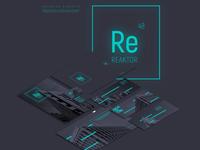 Reaktor48 Rebranding
